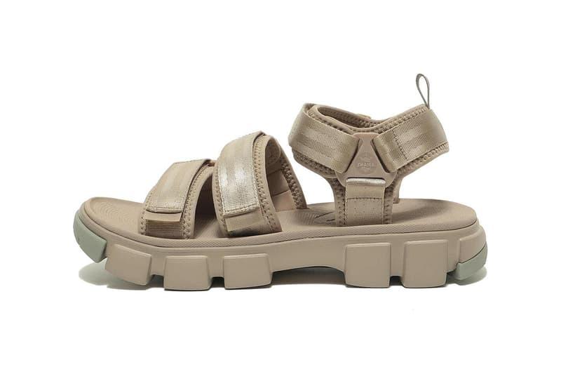 Shaka x BEAMS 全新聯乘涼拖鞋系列正式發佈