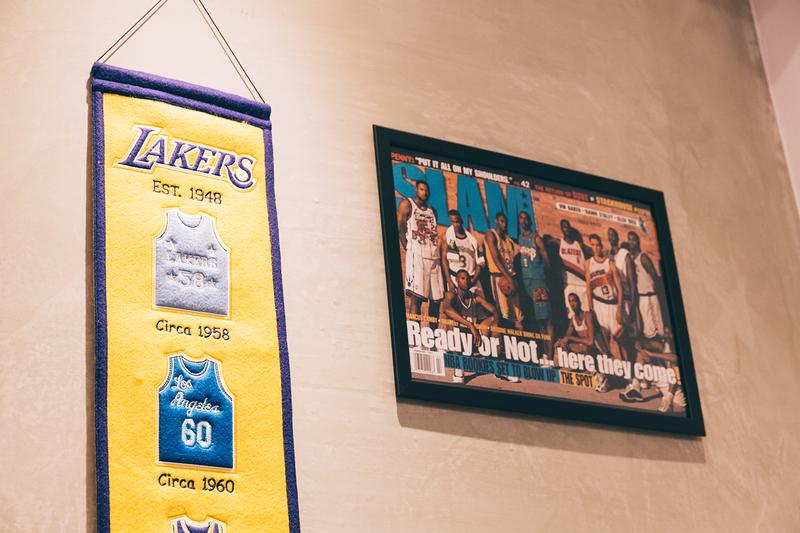 率先走進 The Whale 餵我早餐 x Mitchell & Ness 籃球主題期間限定展覽