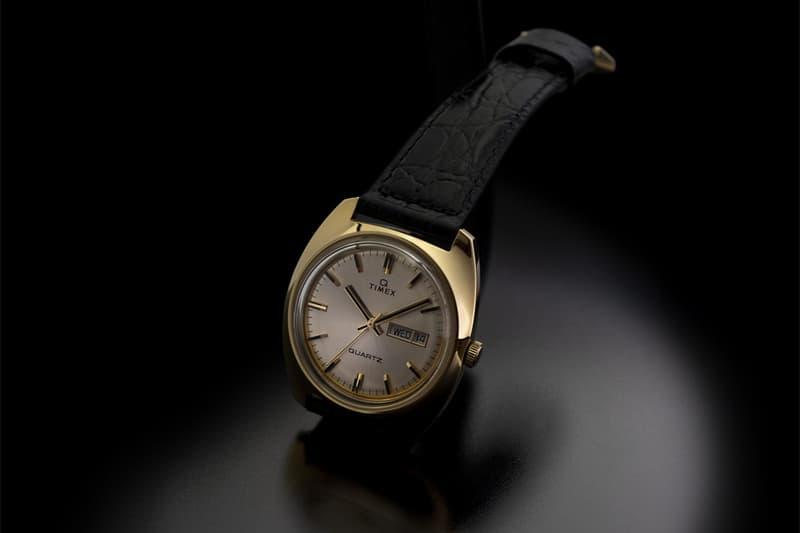Timex 發表全新 Q Timex Marmont 1975 Reissue 腕錶