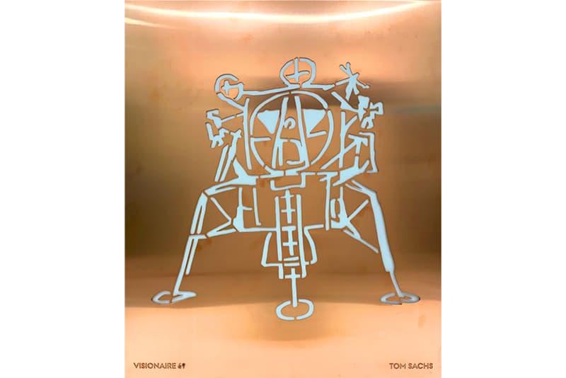 以《VISIONARIE》新刊為契機探討對創作、家庭的思考|陳冠希對談 Tom Sachs
