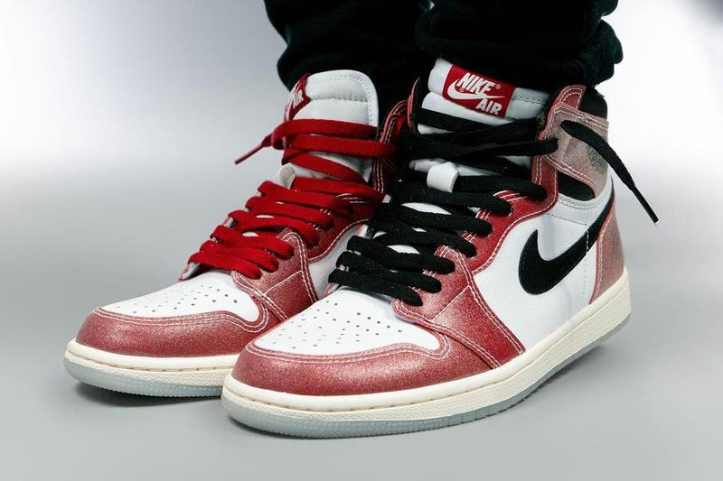 率先近賞 Trophy Room x Air Jordan 1 上腳圖輯