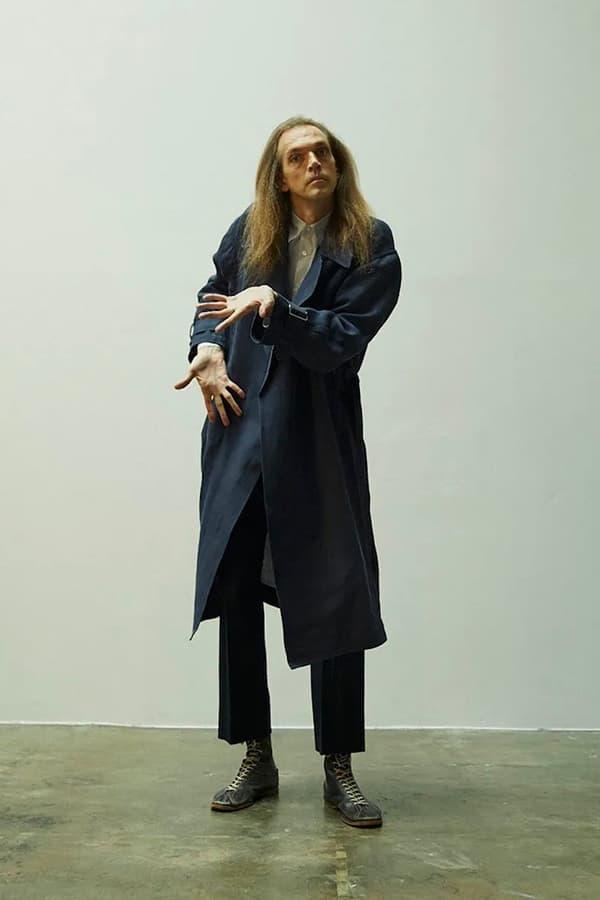 日本時裝品牌 YOKE 2021 春夏系列正式登場