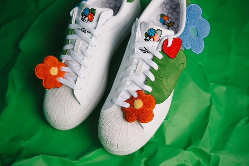 近賞 adidas Originals x Melting Sadness 情人節別注 Superstar