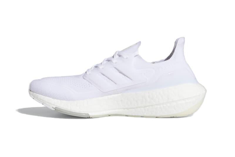 adidas 最新旗艦跑鞋 UltraBOOST 2021 釋出更多配色