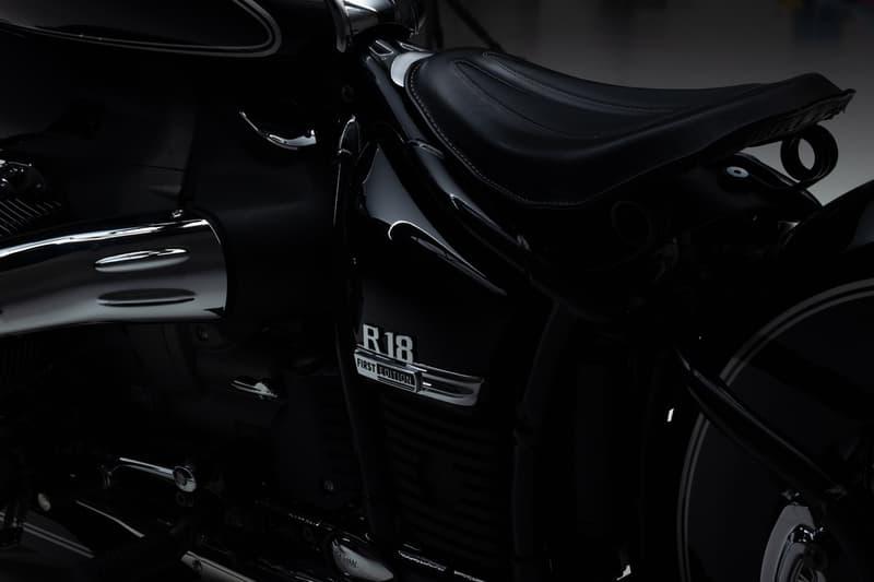 BMW Motorrad 攜手 Kingston Custom 打造全新 R 18 定製車款