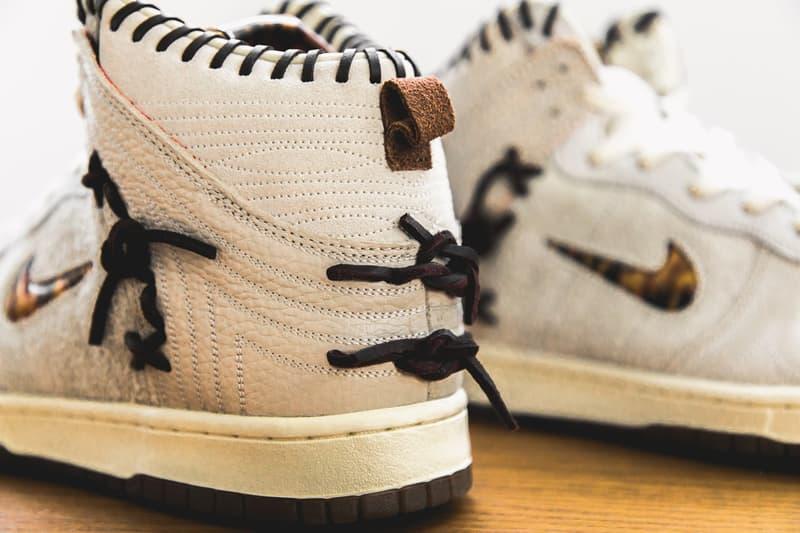 HYPEBEAST 率先近賞 Bodega x Nike Dunk High「Legend」聯乘親友限定鞋款