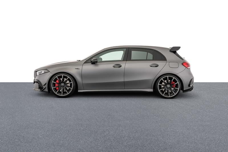 Brabus 打造 Mercedes-AMG 45 S 極致鋼砲性能改裝車型