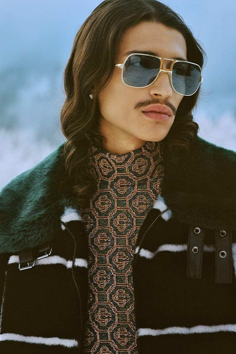 Casablanca 2020 秋冬系列 Lookbook 正式發佈