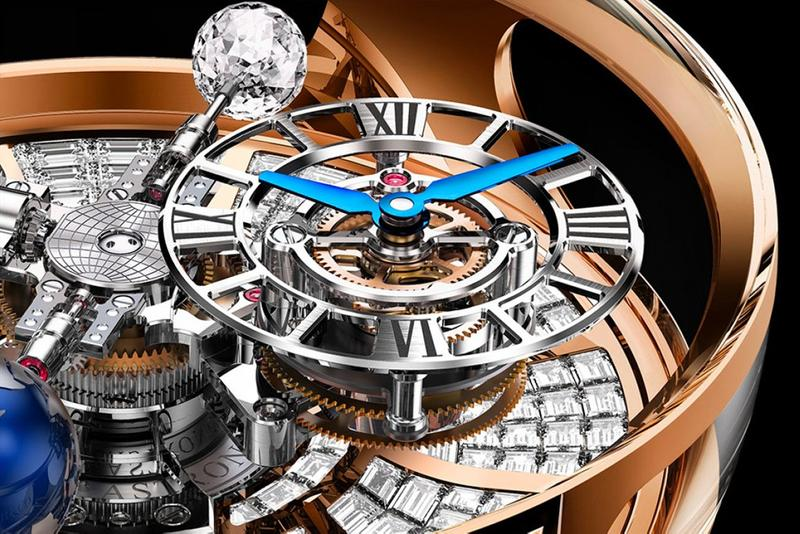 Conor McGregor 展示要價 $100 萬美元全新 Jacob & Co. 腕錶