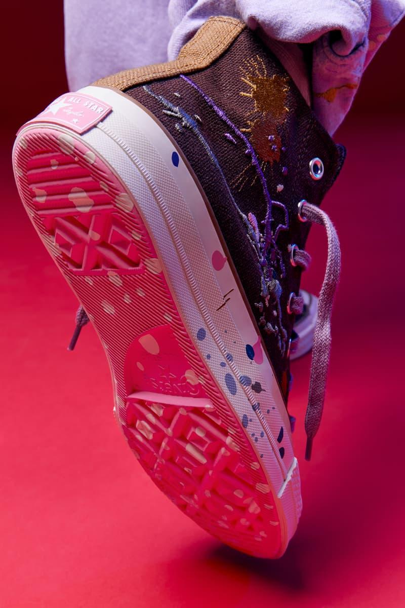 Converse x Bandulu 最新聯名鞋款 Chuck 70 與 Pro Leather 正式登場