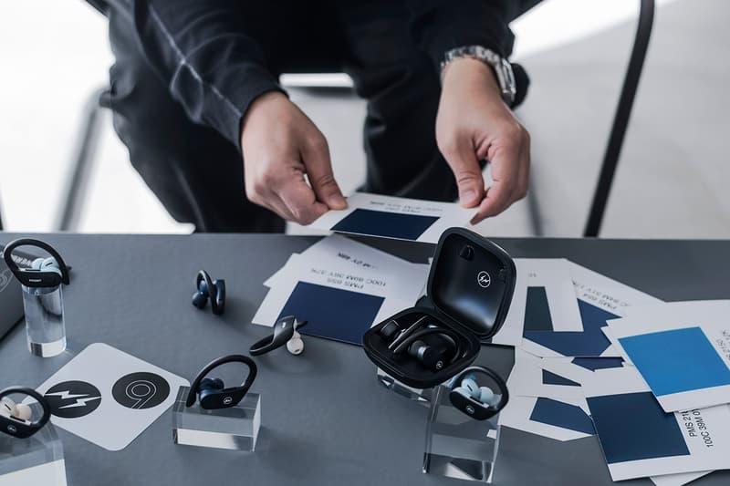 fragment design x Beats 全新聯乘 Powerbeats Pro 無線耳機正式發佈
