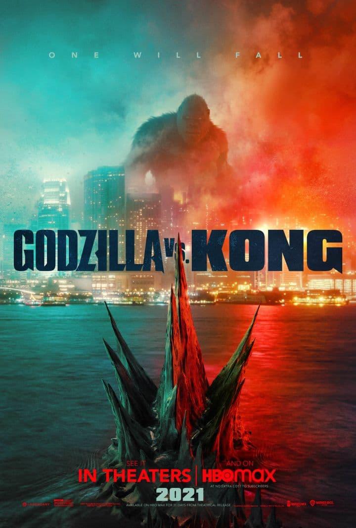 怪獸宇宙電影《哥吉拉大戰金剛 Godzilla vs. Kong》釋出最新海報 & 預告放送情報