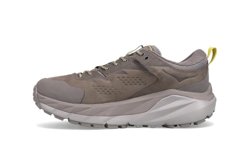 HOKA ONE ONE 人氣鞋款 Kaha Low GORE-TEX 推出全新配色