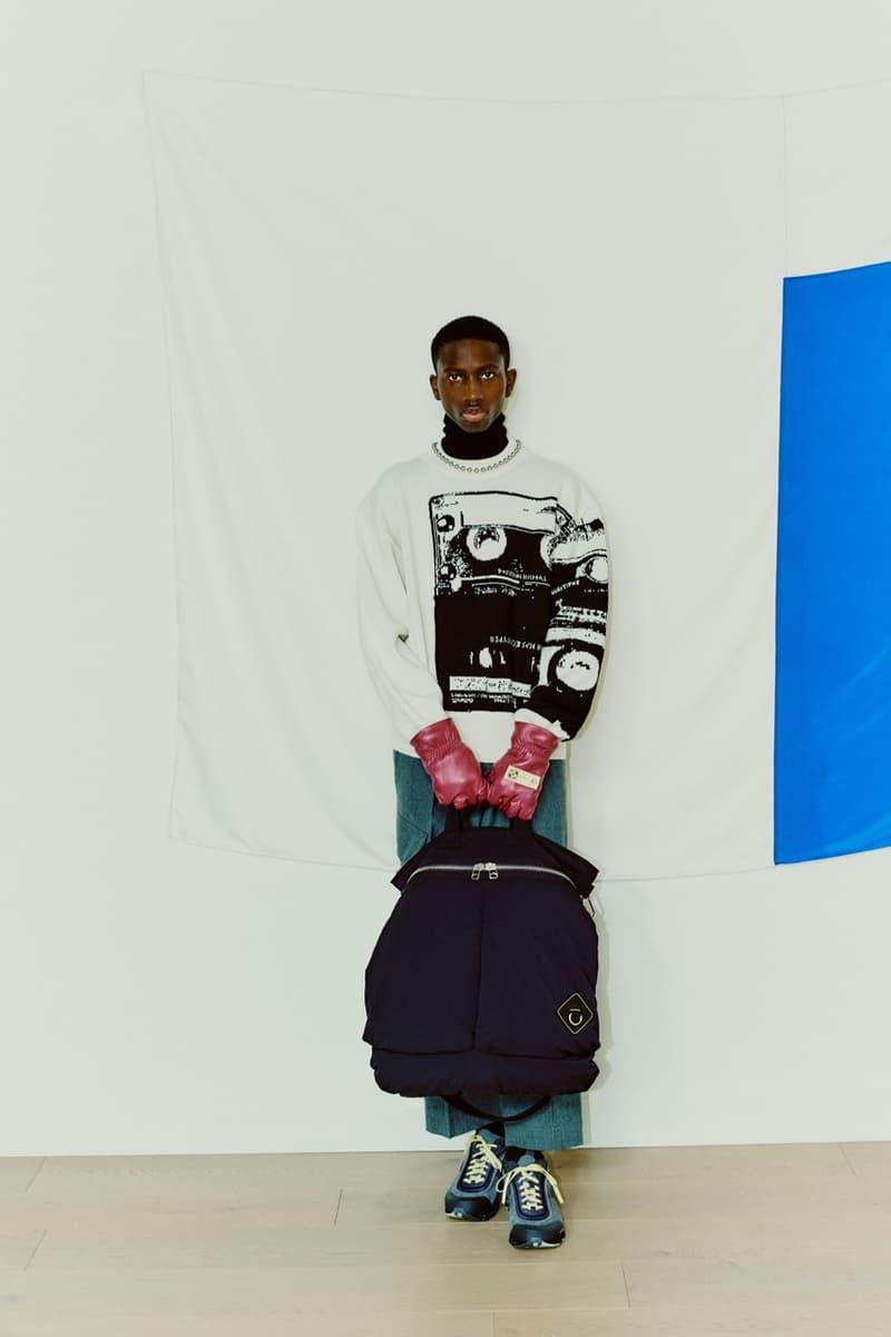 OAMC 釋出2021 年秋冬系列 Lookbook