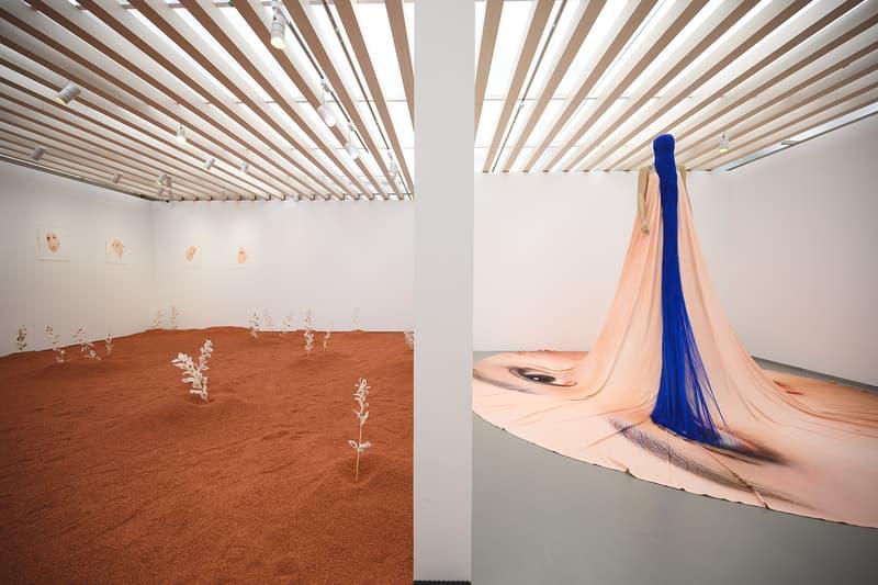 HYPEBEAST 獨家走進台灣藝術家 John Yuyi 江宥儀首個裝置個展《目不見睫》