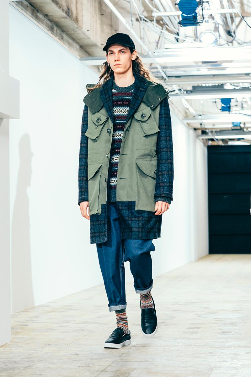 Junya Watanabe MAN 正式發表 2021 秋冬系列