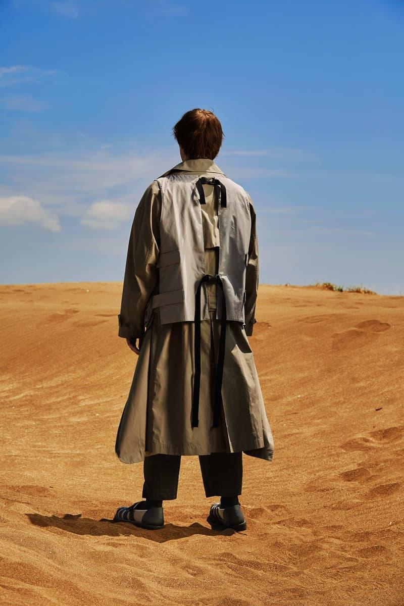 MEANSWHILE 2021 春夏系列 Lookbook 正式登場