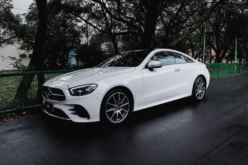 豪華跑格體驗 – Mercedes-Benz 全新 2021 年式樣 E300 Coupé 實測