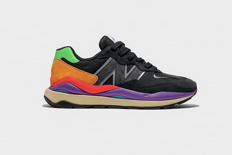 New Balance 全新鞋款「57/40」正式登場