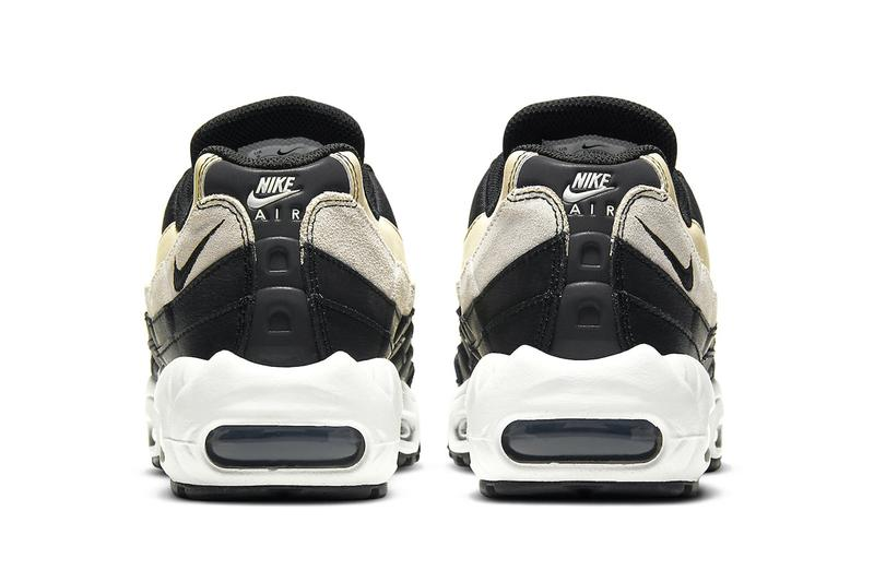 率先預覽 Nike Air Max 95 最新配色「Champagne」