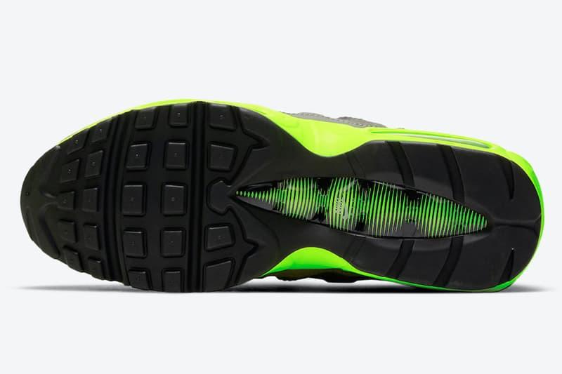 Nike Air Max 95 全新配色「Kiss My Airs」正式登場