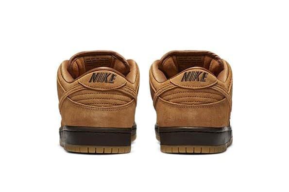 Nike SB Dunk Low Pro 全新配色「Wheat」發佈