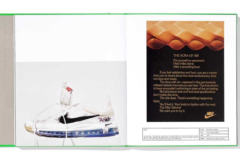 Nike x Virgil Abloh 聯乘鞋履精裝書籍《ICONS》正式登場
