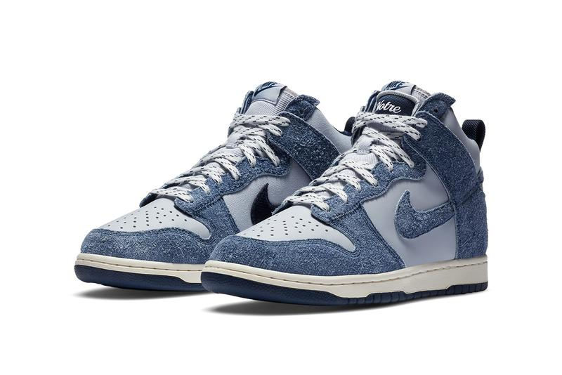Notre x Nike Dunk High「Blue Void」全新聯乘鞋款發佈