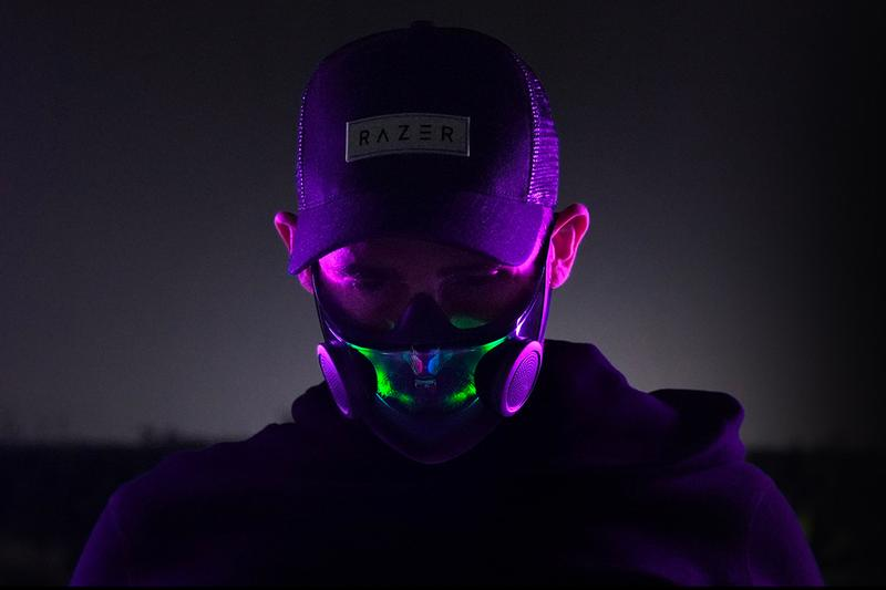 CES 2021 - Razer 推出全新智慧型口罩 Project Hazel