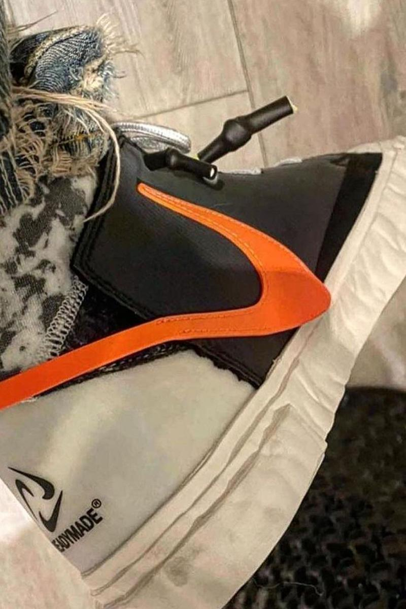 READYMADE x Nike Blazer Mid 最新聯名鞋款發售情報率先公開