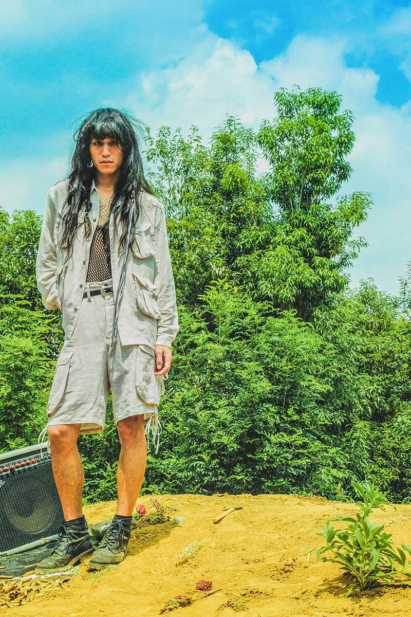 日本新銳品牌 SUGARHILL 2021 春夏系列 Lookbook 正式發佈