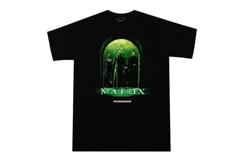 經典科幻電影《The Matrix》x Dumbgood 最新聯名別注系列正式登場