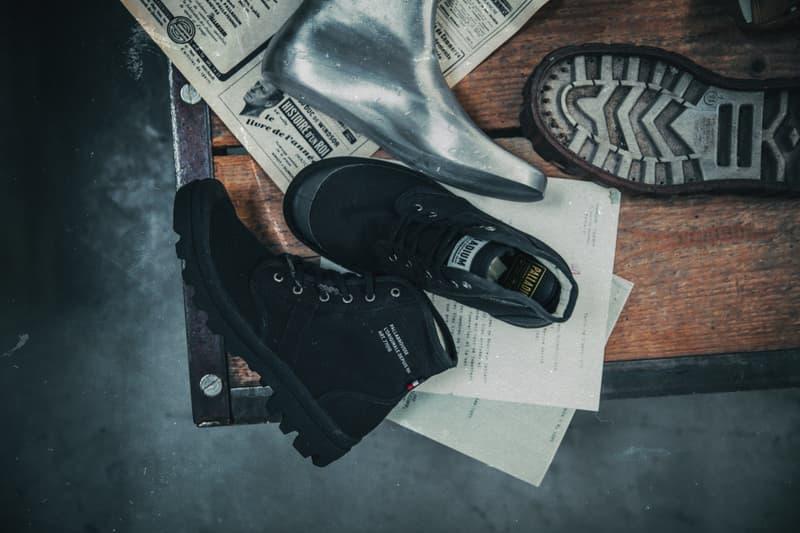 Palladium 重塑經典鞋款 Pallabrousse Legion