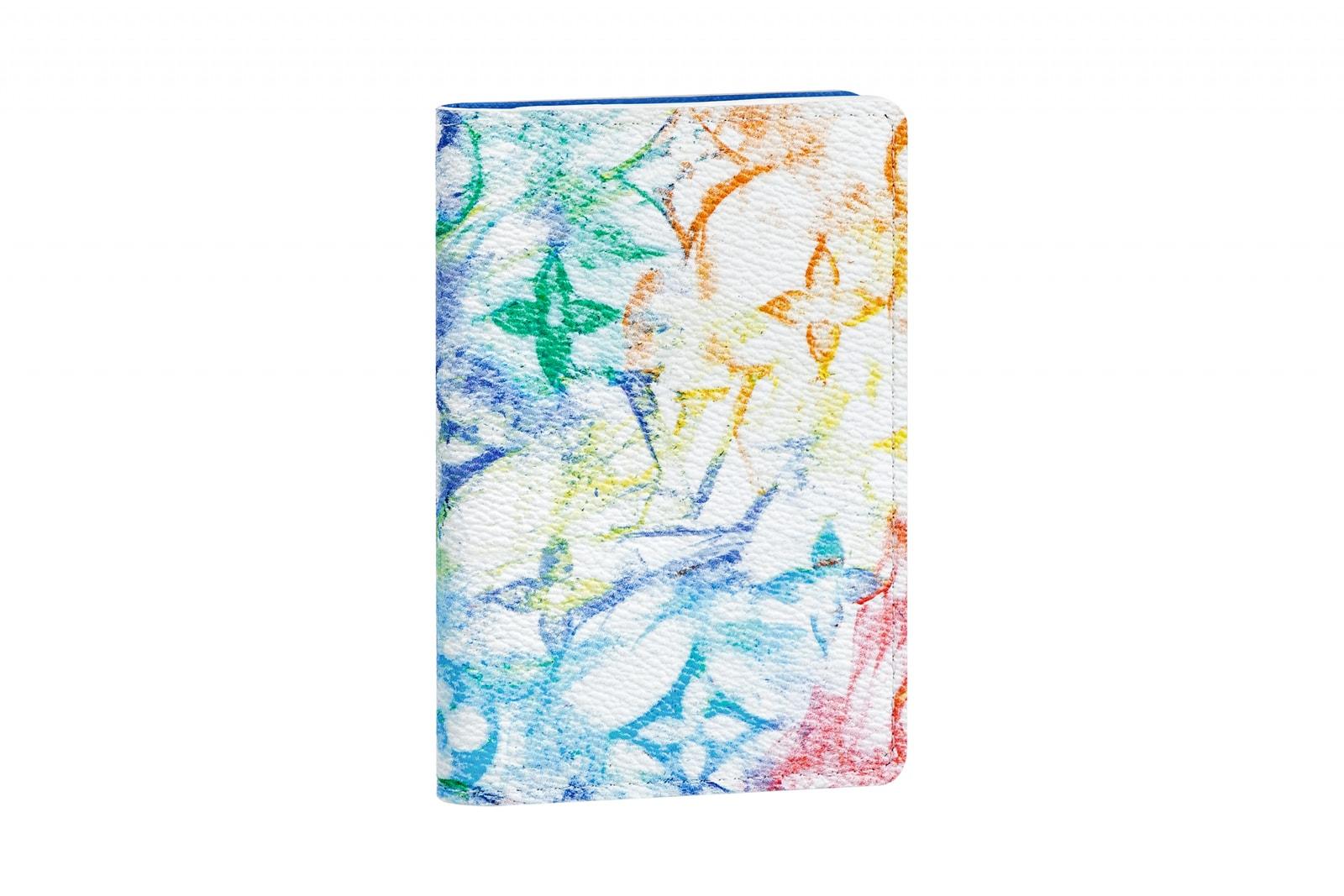 用時裝談人文價值,Louis Vuitton 初春「Monogram Pastel Color」系列