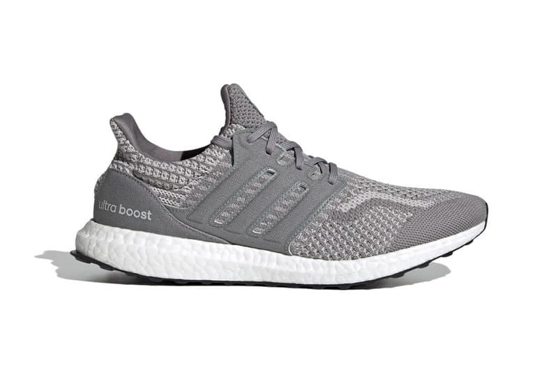 adidas UltraBOOST 5.0 DNA 最新配色「Grey Three」正式登場