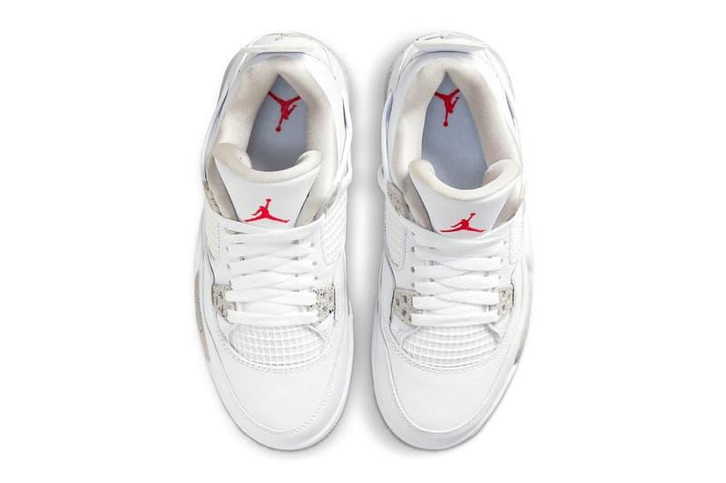 Air Jordan 4 最新配色「White Oreo」發佈
