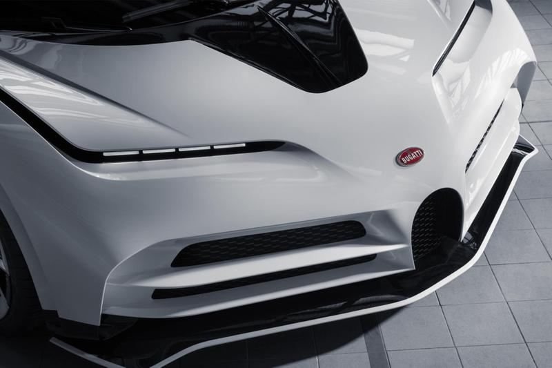 要價 $900 萬美元 Bugatti 極限量超跑 Centodieci 原型車曝光