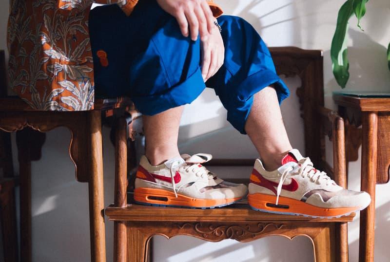 CLOT x Nike Air Max 1「K.O.D.」最新聯名鞋款正式登場