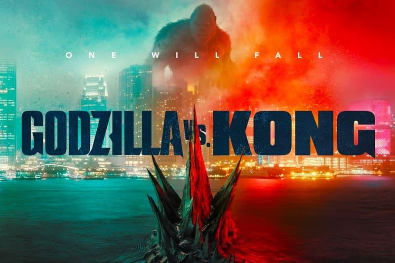 《哥吉拉大戰金剛 Godzilla vs. Kong》最新宣傳預告片釋出更多打鬥畫面