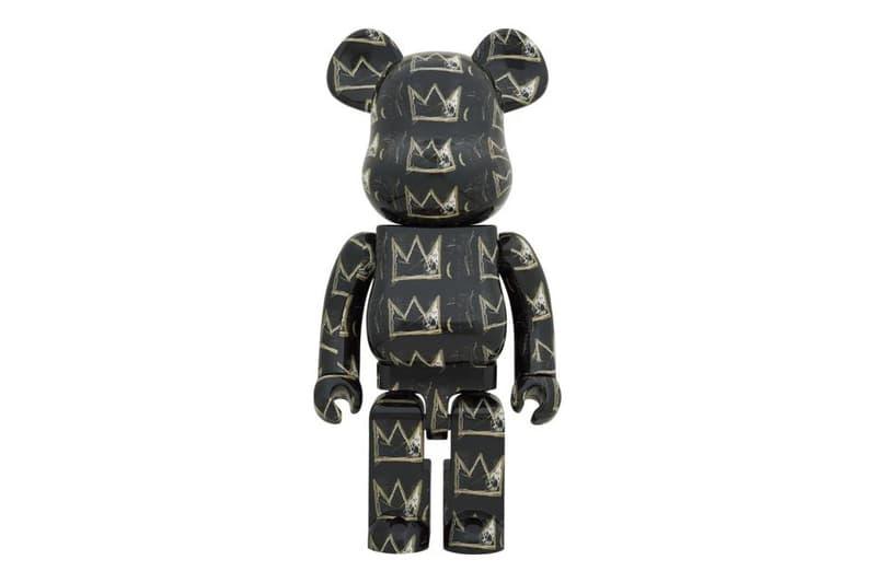 Jean-Michael Basquiat x Medicom Toy 全新聯乘 BE@RBRICK 正式發佈