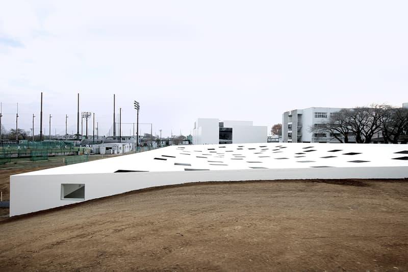 建築鬼才石上純也打造「會呼吸的」KAIT 廣場