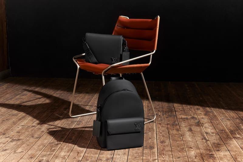 Louis Vuitton 全新 Aerogram 皮具系列登場