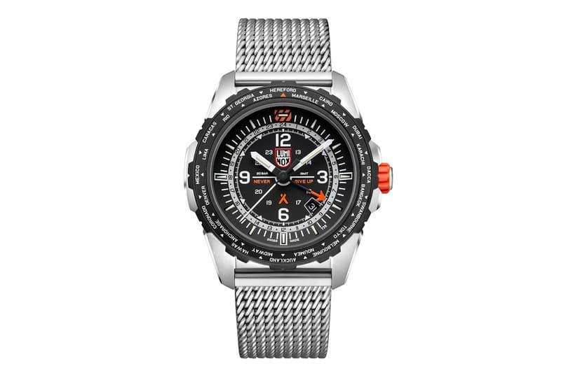 Luminox x Bear Grylls 聯乘腕錶系列最終回作正式發佈