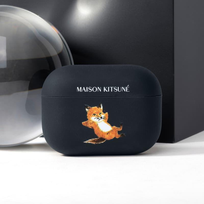 Maison Kitsuné 攜手 Native Union 打造全新 Chillax Fox 聯名系列