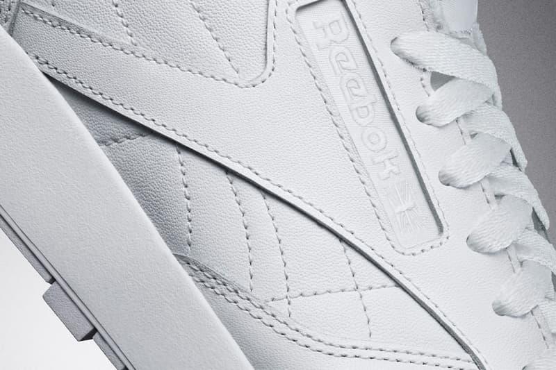 Maison Margiela x Reebok 聯名鞋款 Classic Leather Tabi 全新配色正式登場