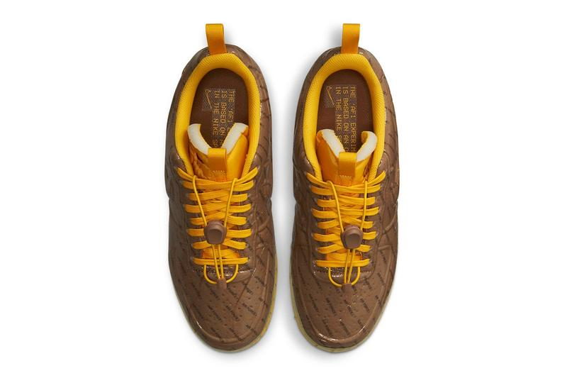 Nike Air Force 1 Low「Archaeo Brown」配色版本正式登場