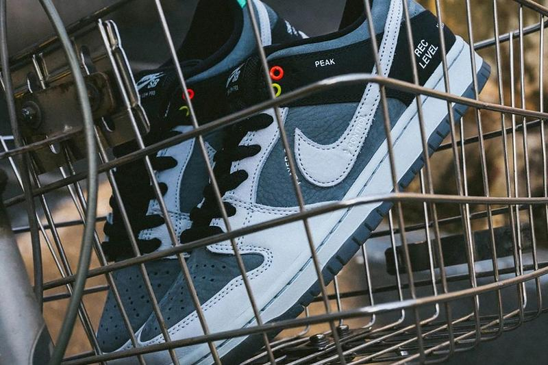 Nike SB Dunk Low 最新配色「Camcorder」率先曝光