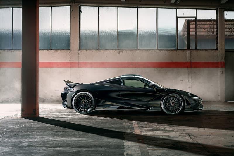 NOVITEC 打造 McLaren 765LT 全新動力強化車型