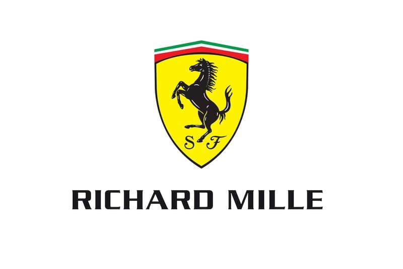 Richard Mille 宣佈與 Ferrari 達成長期合作關係