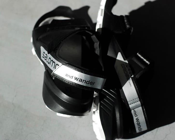 Salomon x and wander全新聯乘系列鞋款正式發佈